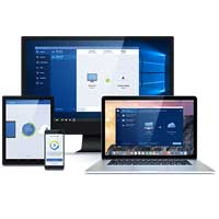 Acronis Cloud-Storage device support for Which Cloud Storage